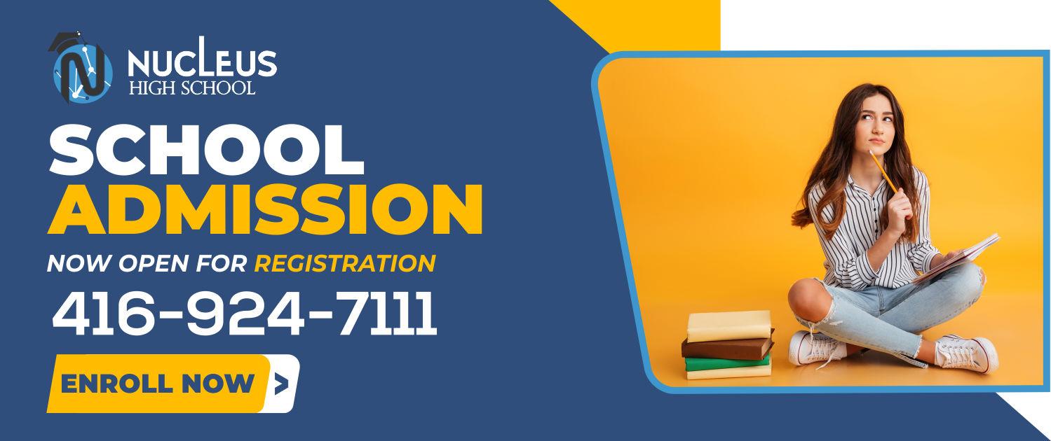 SCHOOL ADMISSION OPEN